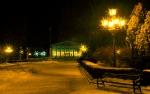 вечірній майдан (фото В. Берестецького)